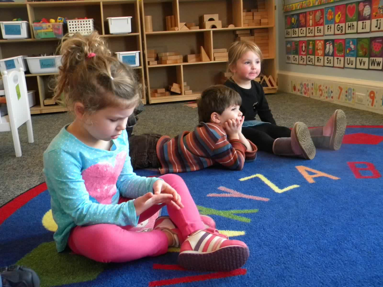 listening children mini