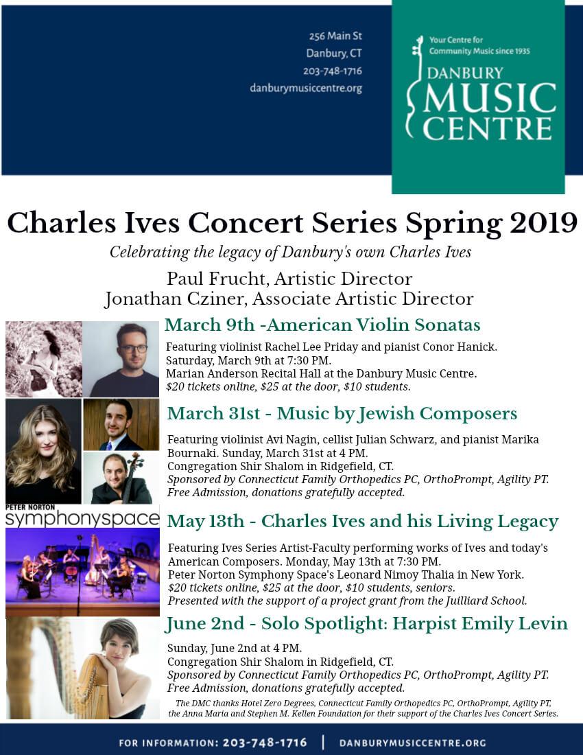 CICS Spring 2019 Poster