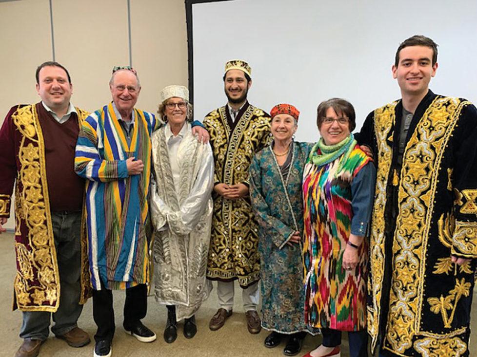 Bukhorian Jews
